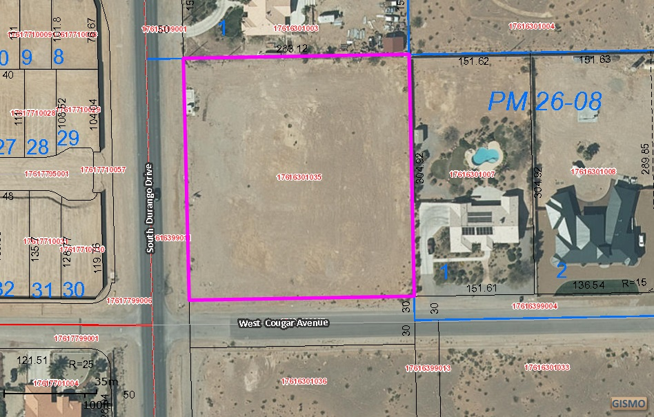 1.93 Acres Commercial Land Las Vegas | First Federal Realty DeSimone