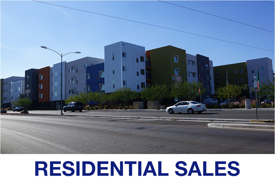 Nevada Residential Sales